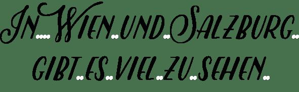 Schaumanufakturen: In Wien und Salzburg gibt es viel zu sehen