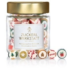 Motivzuckerl Weihnachts-Edition Gold