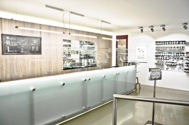 Zuckerlwerkstatt Bonbon-Geschäft in Wien